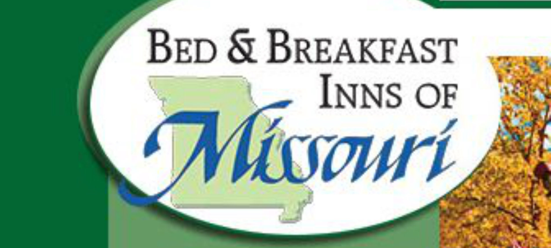 The logo of the Bed & Breakfast Association of Missouri